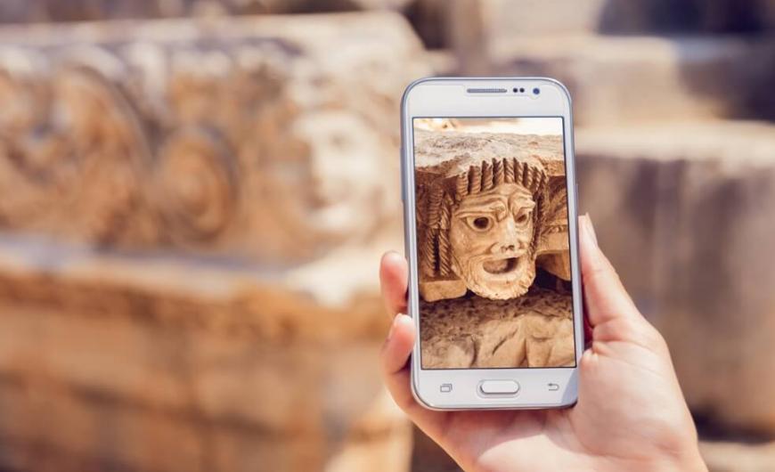 Έργα ανάδειξης του πολιτισμού των νησιών με ψηφιακά μέσα από την Περιφέρεια Βορείου Αιγαίου