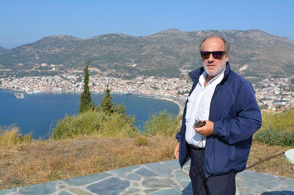 Ψήφισμα του Περιφερειακού Συμβουλίου Βορείου Αιγαίου για το θάνατο του Στέφανου Παμφίλη